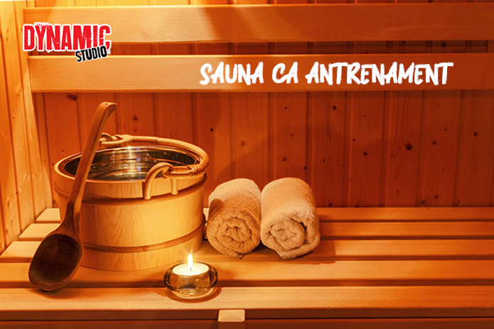 sauna ca antrenament