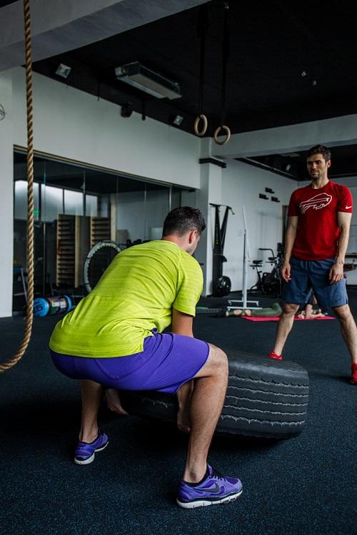 Sala de sport / fitness Dynamic Studio Oradea