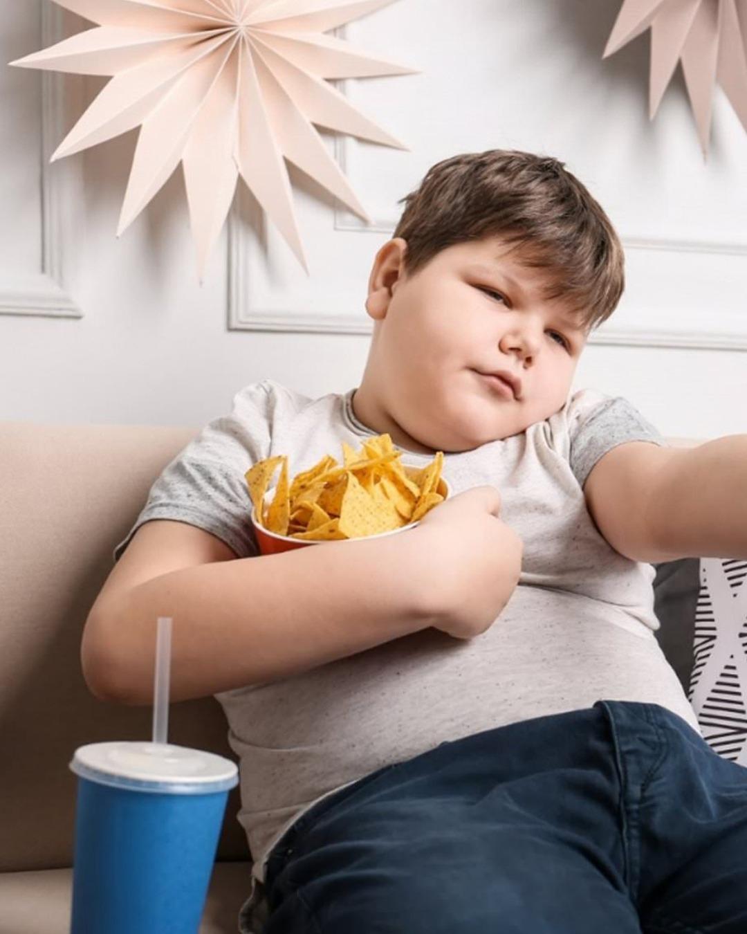Obezitatea în rândul copiilor
